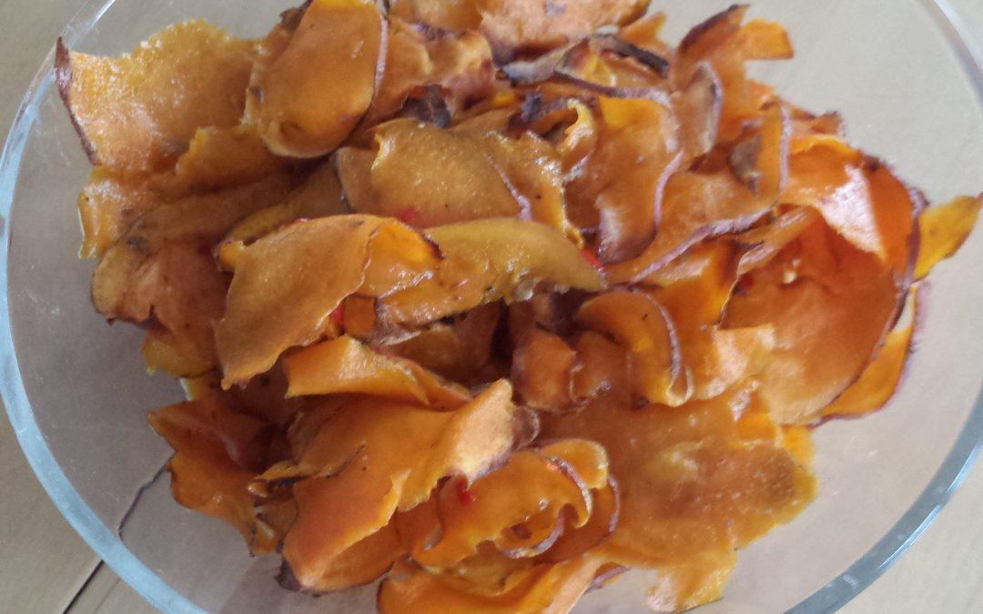 Gemüse Pommes/Chips