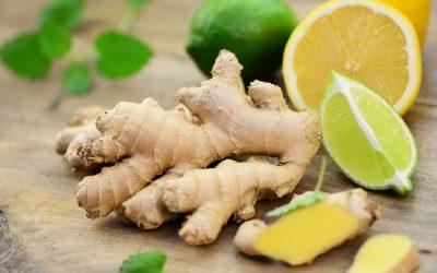 Das erstaunliche Geheimnis über Zitrone-Ingwer und Co